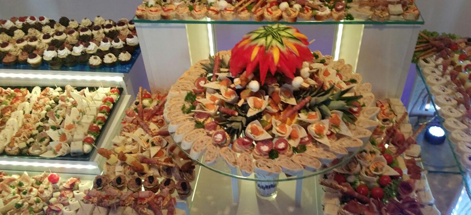 Ketering, catering, hrana, Just catering, Grazia